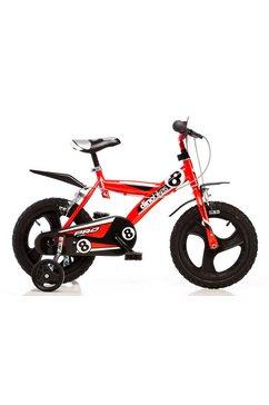 kinderfiets voor jongens, 16 inch, 1 versnelling, »Sporty«