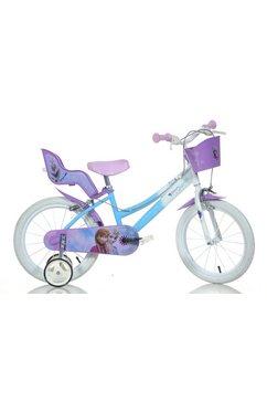kinderfiets voor meisje, 16 inch, 1 versnelling, »Frozen«