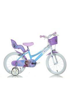 kinderfiets voor meisje, 14 inch, 1 versnelling, »Frozen«