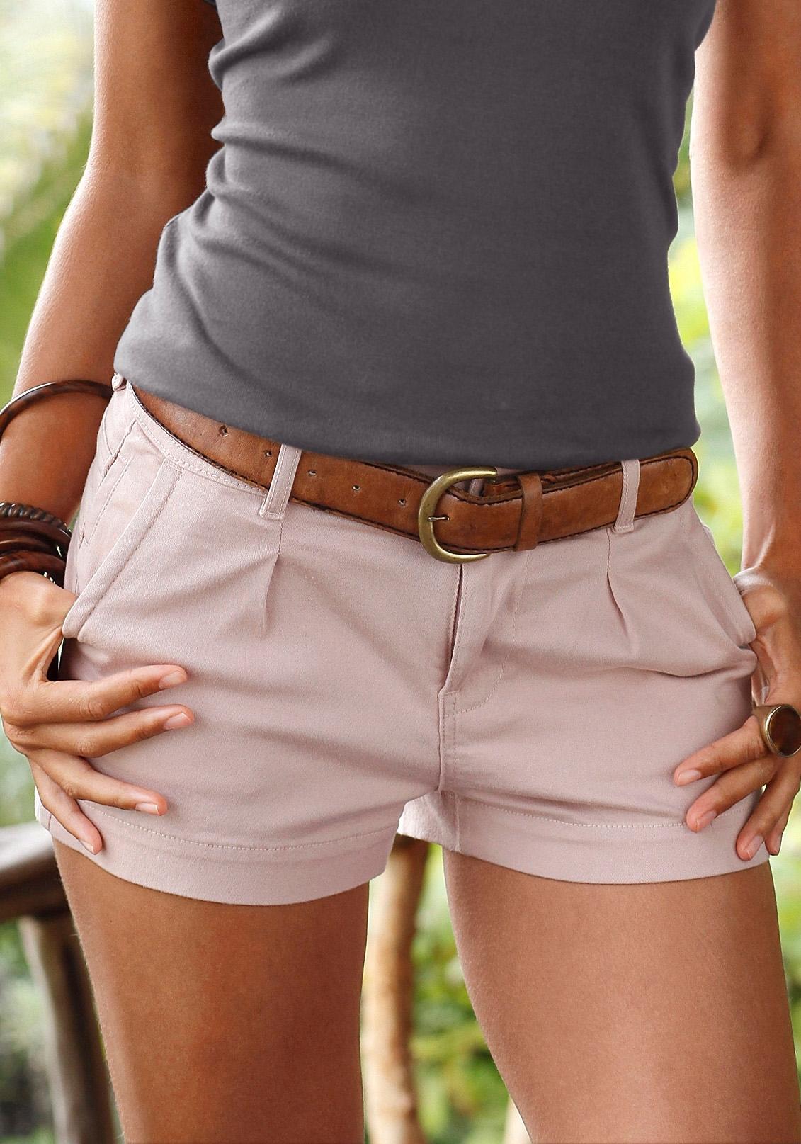 LASCANA Hotpants in de webshop van OTTO kopen