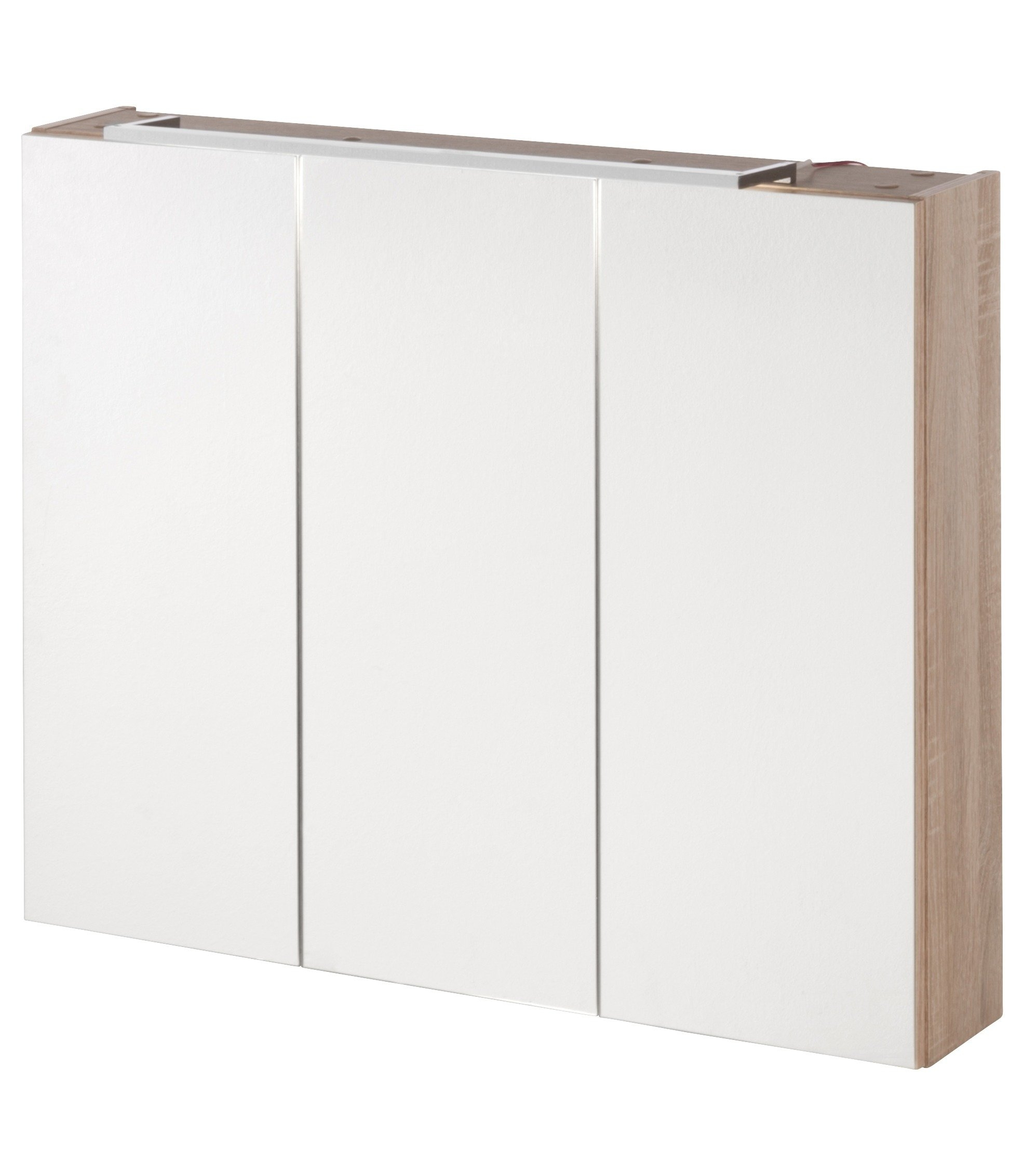 Kesper spiegelkast montana breedte 80 cm makkelijk for Spiegelkast 80 cm