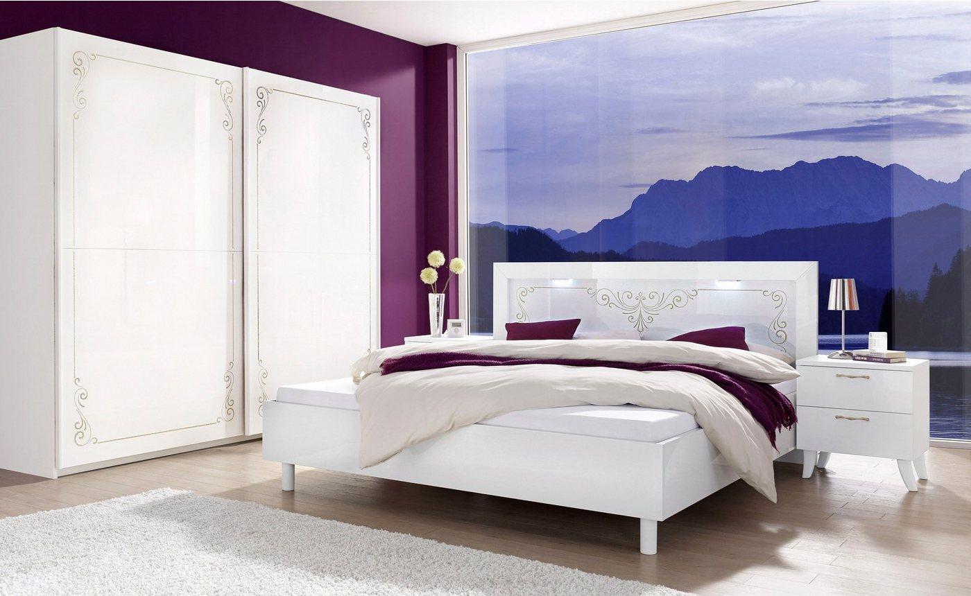 LC Slaapkamer-voordeelset 4-delig