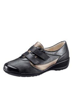 Klittenbandschoenen van leer