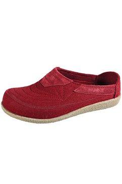 huisschoenen rood