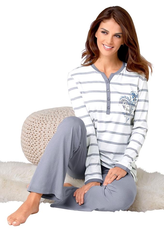 Ringella Pyjama in interlock-kwaliteit nu online kopen bij OTTO