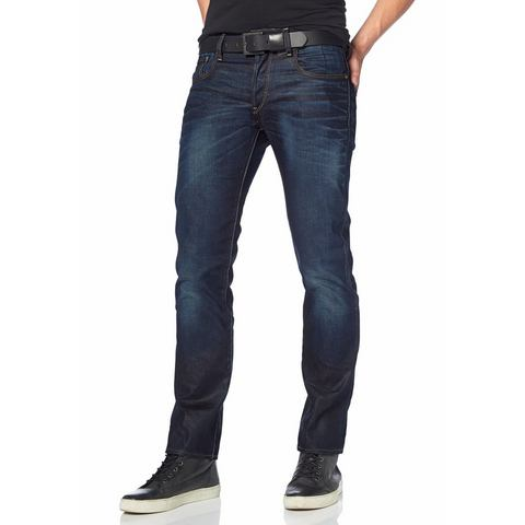 NU 20% KORTING: G-STAR straight-jeans »3301 Straight«