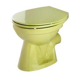 cornat staand toilet groen