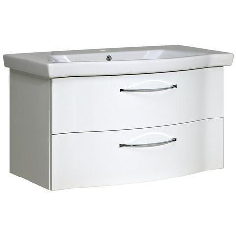 Pelipal Onderkast »Solitaire 6005« witte badkamer onderkast 223