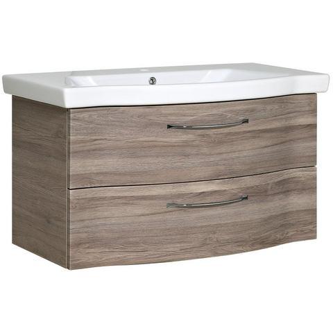Pelipal Onderkast »Solitaire 6005« bruine badkamer onderkast 67