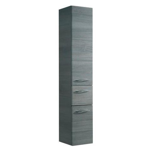 Pelipal Hoge kast Cassca grijs hoog badkamerkastje 243