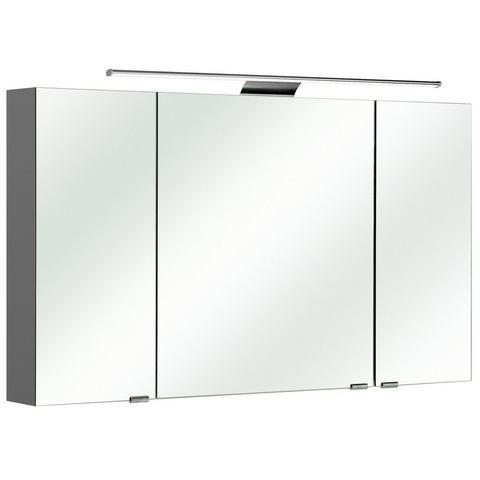 kast Solitaire 6005 zwarte badkamer spiegelkast 21