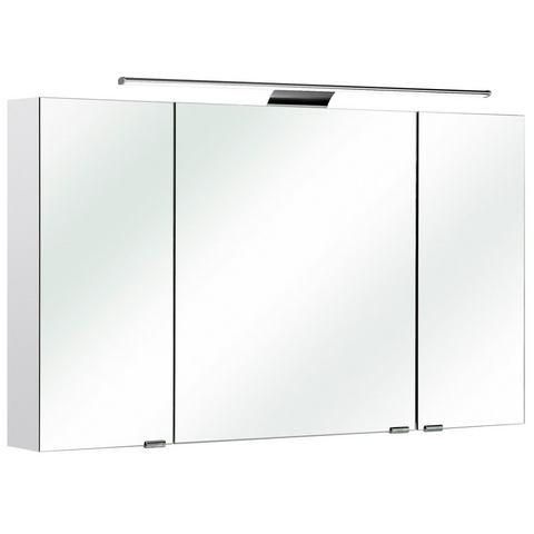kast Solitaire 6005 witte badkamer spiegelkast 19