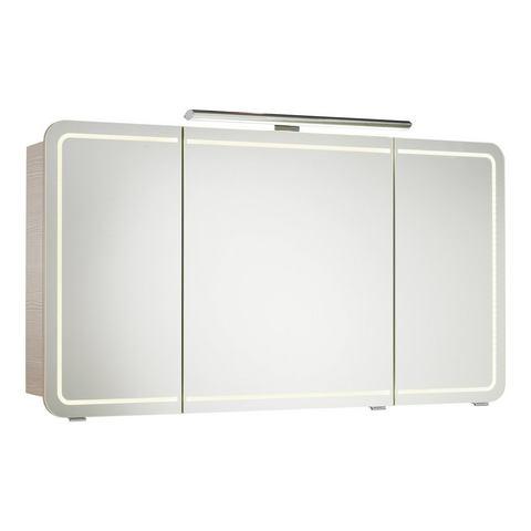 kast Contea bruine badkamer spiegelkast 16