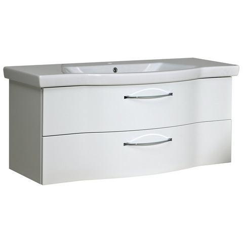 Pelipal Onderkast »Solitaire 6005« witte badkamer onderkast 267