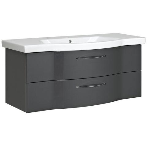 Pelipal Onderkast »Solitaire 6005« zwarte badkamer onderkast 325