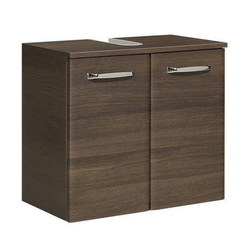 Wasbakonderkast »Mara« bruine badkamer onderkast 59
