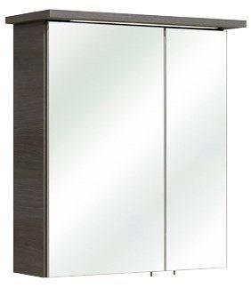 kast Alika grijze badkamer spiegelkast 17