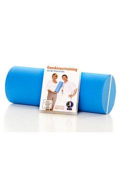 flexi-sports massagerol blauw