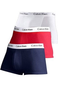 calvin klein boxershort in set van 3 multicolor