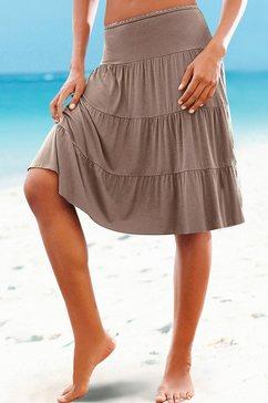 beachtime korte strandrok groen