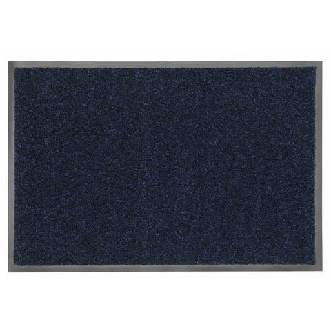 Deurmat Green en Clean blauw maat: 40x60cm, Hanse Home Collection