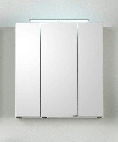 kast Siena witte badkamer spiegelkast 76
