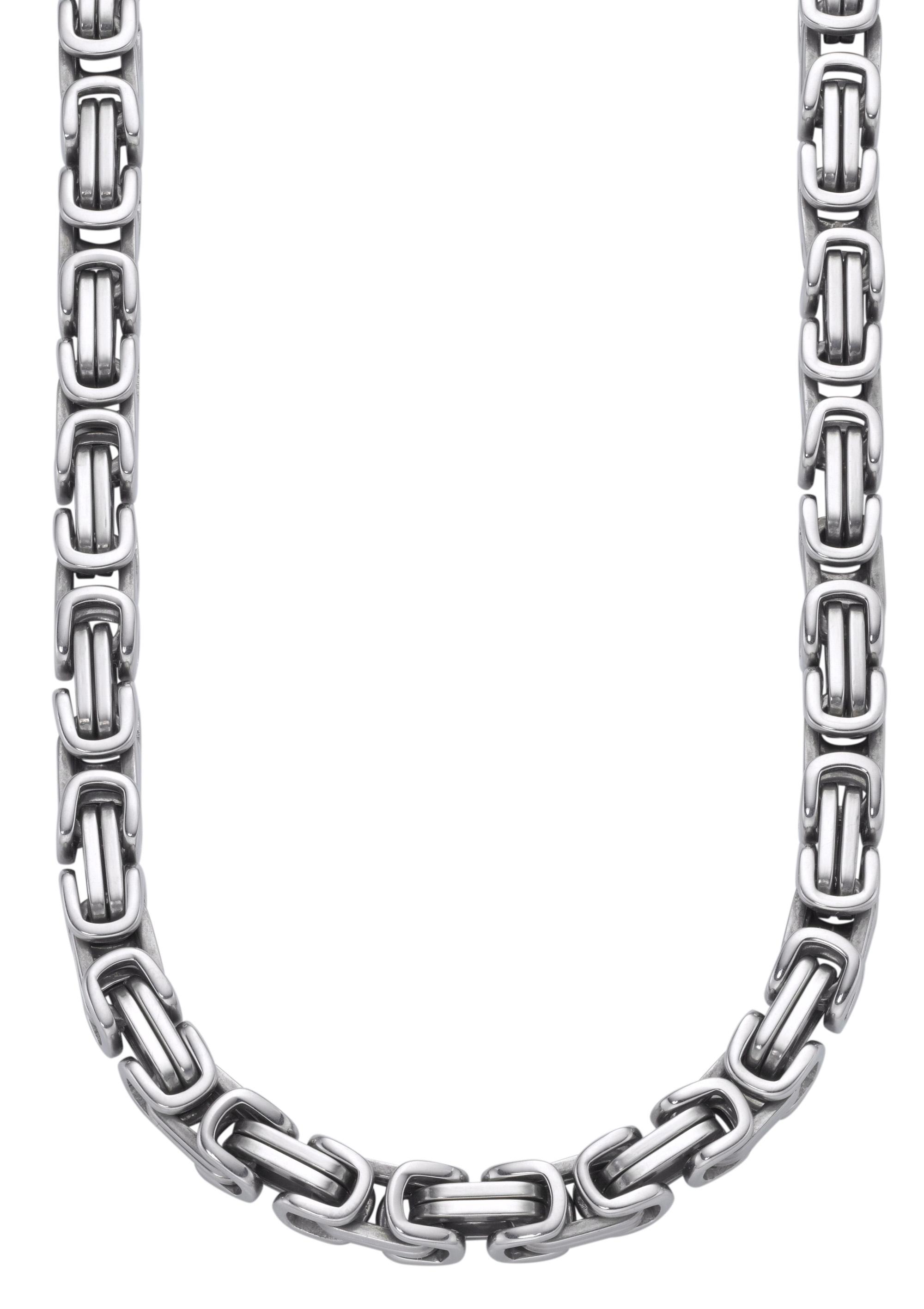 Firetti Edelstalen ketting Koningsketting, 6,5 mm breed in de webshop van OTTO kopen