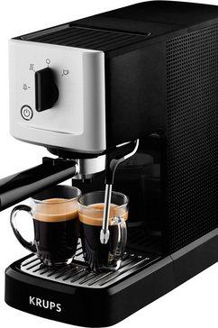 Espresso-apparaat XP3440,  zwart/edelstaal
