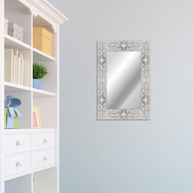 home affaire spiegel lijst met bloemmotief 40x60 cm online bij otto. Black Bedroom Furniture Sets. Home Design Ideas
