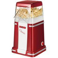 unold popcornmachine classic rood