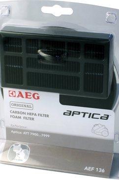 aeg hepa-filter aef 136 zwart