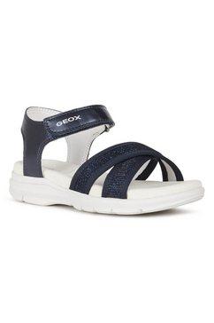 geox kids sandalen sandal sukie girl met geox-speciaalmembraan blauw