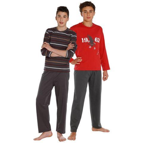 Pyjama, set van 2
