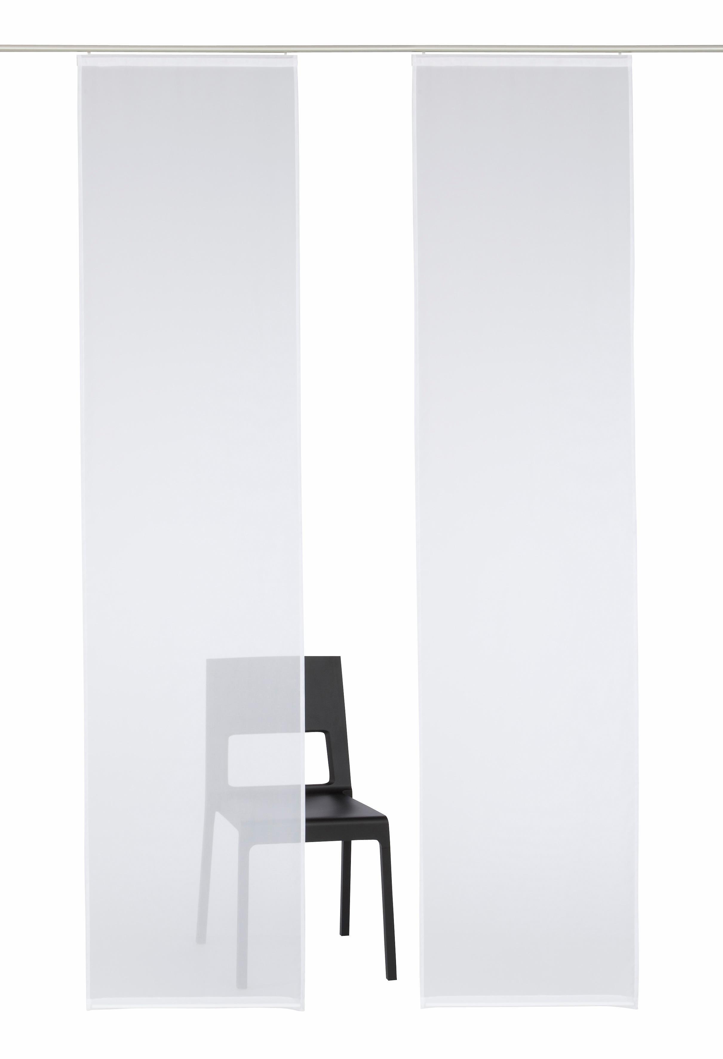 my home paneelgordijn Xanten Inclusief bevestigingsmateriaal, breedte 57 cm (2 stuks) online kopen op otto.nl