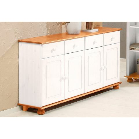 Dressoirs HOME AFFAIRE Sideboard Mette breedte 156 cm 404490