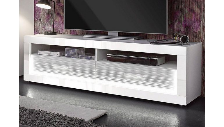 lowboard van 150 cm breed bestel nu bij otto. Black Bedroom Furniture Sets. Home Design Ideas