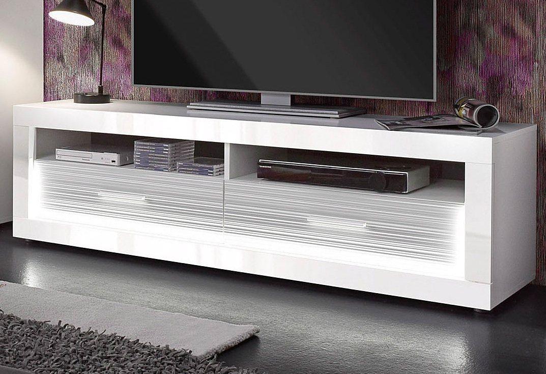 Lowboard van 150 cm breed