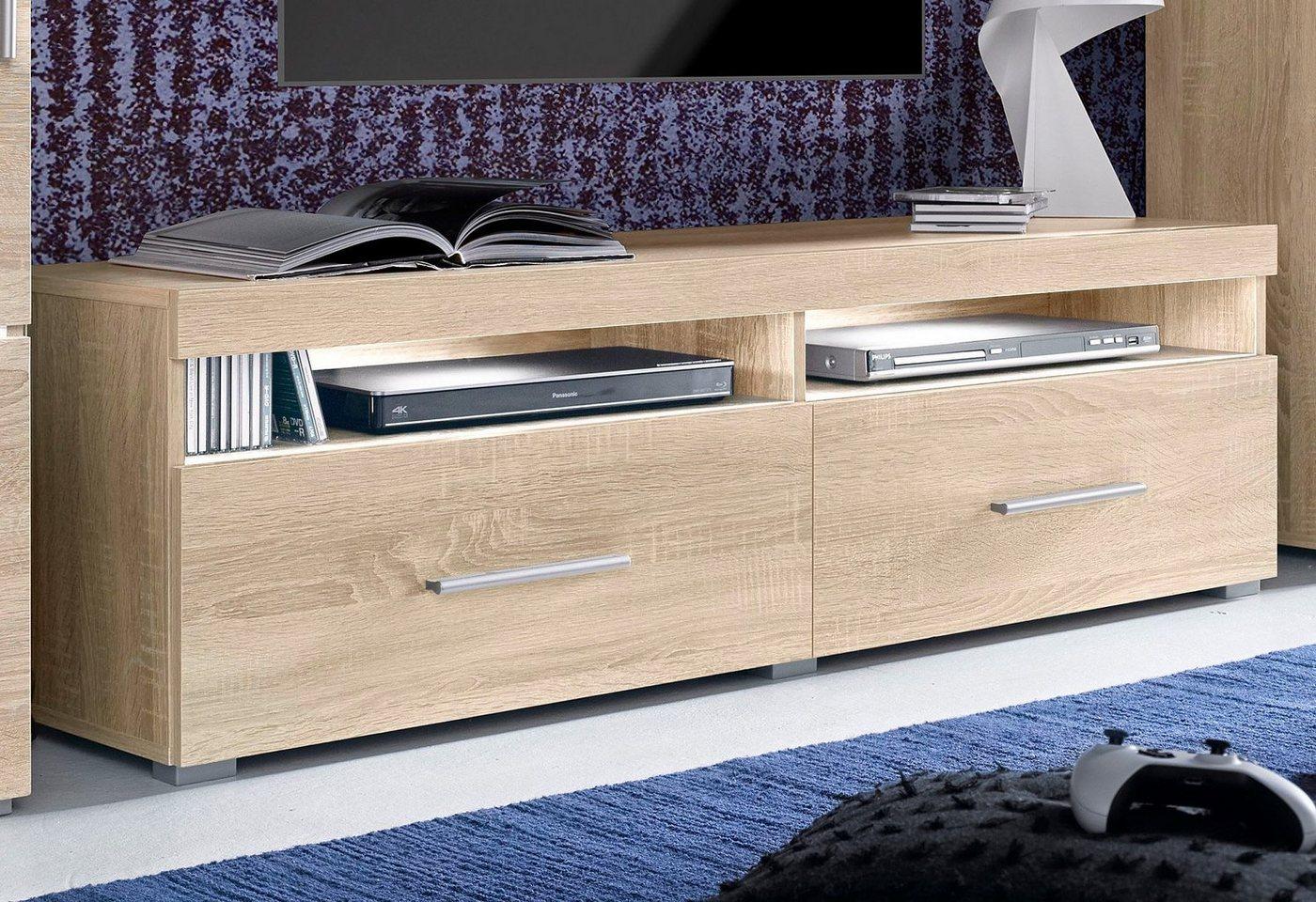 Lowboard breedte 140 cm