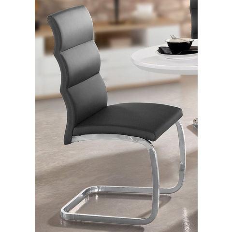 Eetkamerstoelen Vrijdragende stoel in set van 2 of set van 4 324382