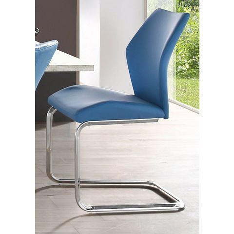 Eetkamerstoelen Vrijdragende stoel in set van 2 of 4 816377
