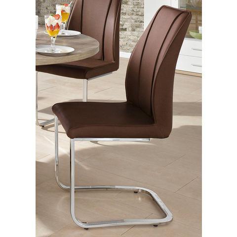 Vrijdragende stoel (set van 2 en set van 6)