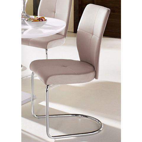 Eetkamerstoelen Vrijdragende stoel set van 2 361140