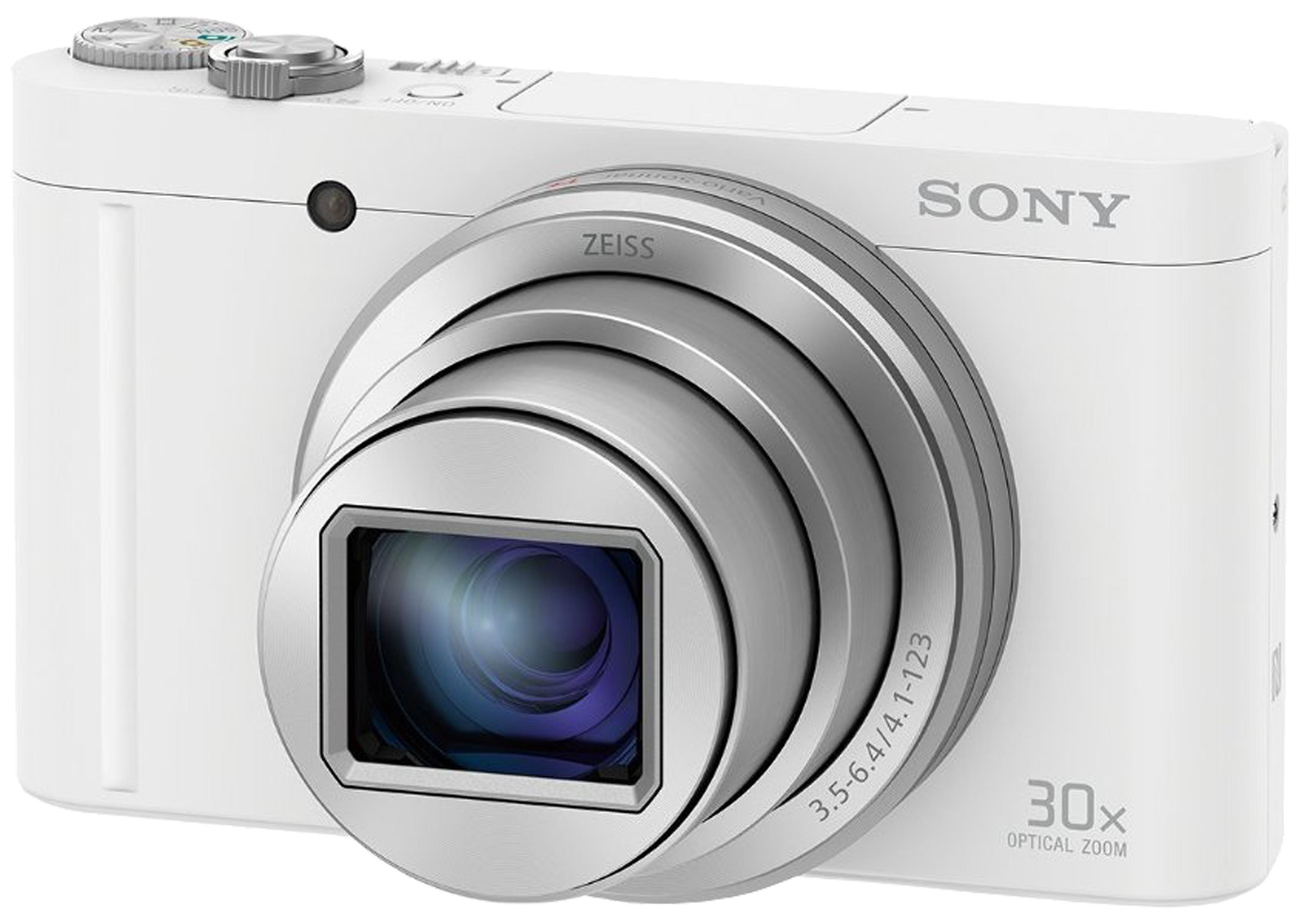 SONY DSC-WX500 Superzoom camera, 18,2 Megapixel, 30x opt. Zoom online kopen op otto.nl