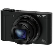 sony dsc-wx500 superzoom camera, 18,2 megapixel, 30x opt. zoom zwart