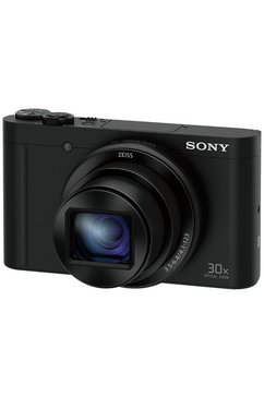 DSC-WX500 Superzoom camera, 18,2 Megapixel, 30x opt. Zoom