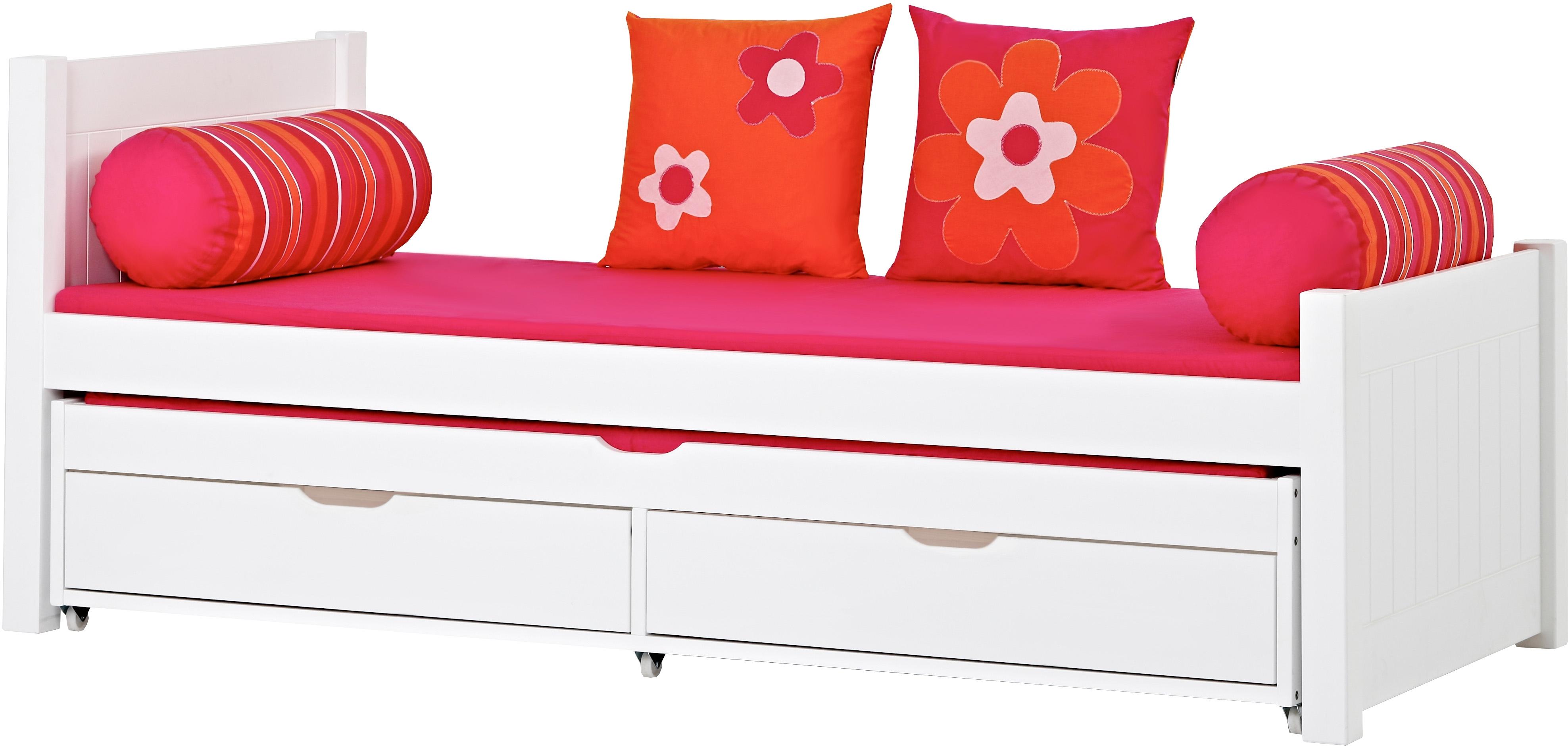 kinderbedden met bedlades online kopen bekijk nu onze collectie otto. Black Bedroom Furniture Sets. Home Design Ideas