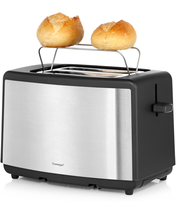 WMF toaster »Edition«, voor 2 sneetjes brood, 800 watt bestellen: 30 dagen bedenktijd