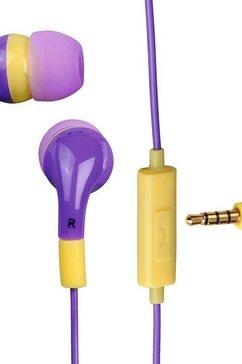 Flip flop in-ear hoofdtelefoon Orchid/Sand