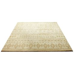 wecon home vloerkleed contemporary kelim beige