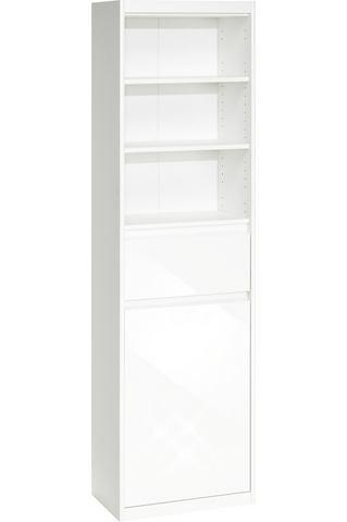 Kasten  vitrinekasten CS SCHMAL Rek Smart 248438